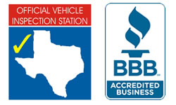 state inspection station, bbb accredited
