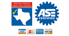 state inspection, ase certified